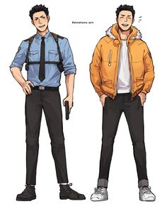 Guess who? Haikyuu Ships, Haikyuu Fanart, Haikyuu Anime, Daichi Sawamura, Daisuga, Haikyuu Characters, Manga Characters, Hinata, Anime Guys