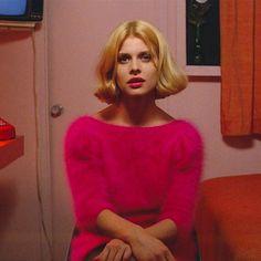 Nastassja Kinski in 'Paris, Texas', 1984, directed by Wim Wenders