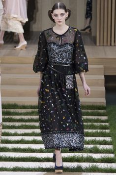 Chanel Haute Couture Part III | ZsaZsa Bellagio - Like No Other
