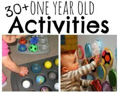 Keeping 1yrs olds BUSY!!!  http://kidsactivitiesblog.com/51182/busy-1-year-old-activities