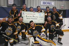 Guelph Brewers Win First 3HL Event at Saugeen Shores Sunset Cup