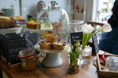 Leckereien in der Speisekammer Hamburg #Hamburg #Reiseblogger #Café