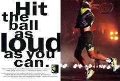 agassi nike adverts - Google Search