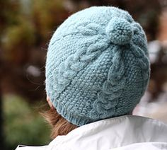 Movie Theatre Hat by Stephanie Engle. Free pattern!