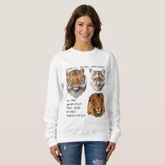 EndExploitedAnimals Sweatshirt - diy cyo personalize design idea new special custom