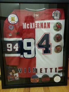 Hockey Jersey Display Case 248 Sports Memorabilia