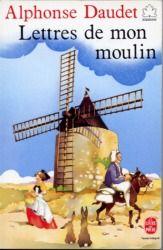 Lettres de mon moulin alphonse daudet 2€