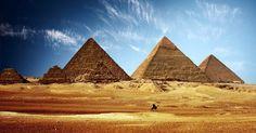 Resultado de imagen para piramides de egipto
