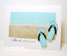 CAS175-Flip Out by ltecler - Cards and Paper Crafts at Splitcoaststampers