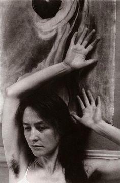 Georgia O'Keeffe, portrait by Alfred Stieglitz, 1918