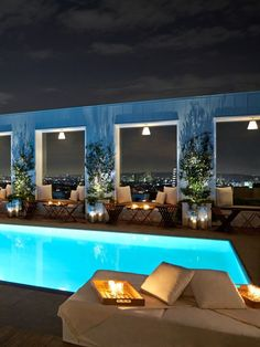 11 L.A. Rooftop Bars You Need To Visit This Summer #refinery29  http://www.refinery29.com/la-summer-rooftop-bars