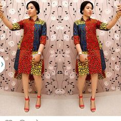 Top Ten Superb And Modern Ankara Styles For Ladies | Dabonke