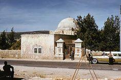 Rachel's Tomb in Bethlehem (Life in the Holy Land) Jewish Temple, Holy Land, Modern Buildings, Taj Mahal, Bethlehem, Amazing, Israel, Spiritual, Life