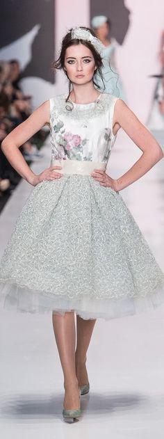 Igor Gulyaev Epoque SS 2015 | Fashion for women