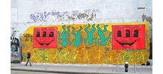 Keith Haring Bowery Mural