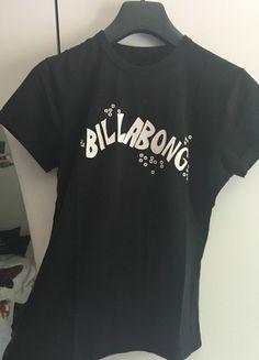 Kaufe meinen Artikel bei #Kleiderkreisel http://www.kleiderkreisel.de/damenmode/t-shirts/132270228-billabong-t-shirt-schwarz-mit-logo