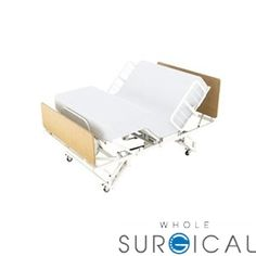 Drive Medical   15300BV PKG   Full Electric Bariatric Hospital Bed With  Mattress And T