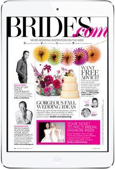 BRIDES Tablet Magazine (replica). By Condé Nast Digital. More on www.magpla.net MagPlanet #TabletMagazine #DigitalMag