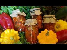 ΜΕΛΙΤΖΆΝΕΣ ΜΕ ΣΚΌΡΔΟ ΚΑΙ ΠΙΠΕΡΙΈΣ. ΣΑΛΆΤΑ ΓΙΑ ΤΟ ΧΕΙΜΏΝΑ. - YouTube Carrots, Vegetables, Recipes, Youtube, Food, Carrot, Vegetable Recipes, Eten, Veggie Food