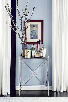 It's 5'o'clock somewhere.Interior Design by Consort. Photo: Christopher Patey