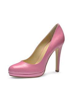 Pinke Pumps – mehr Lady geht nicht, oder? #Mode #Schuhe #Pumps #Pink