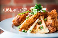 The Perfect Chicken & Waffles Recipe