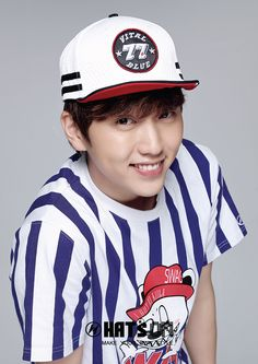 Sandeul - Hats On S/S 2015