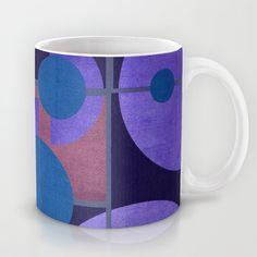 Textures/Abstract 101 Mug by ViviGonzalezArt - $15.00