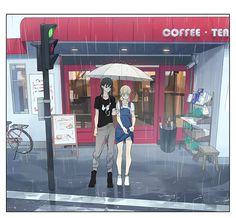 Manga Tamen De Gushi - Chapter 134 - Page 0 Yuri Anime, Manga Anime, Anime Art, Story Characters, Cute Characters, Manhwa, Hetalia, Shoujo Ai, Tan Jiu