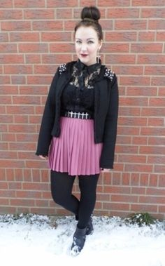 Sabrina from The Melodylouise · DIY Fashionista · Cut Out + Keep