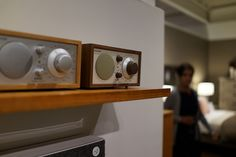 SOund Design #audio #radio #receiver #wood #ACC #americancraft #lynnfriedman @Lynn Friedman #home  #furnishings #fashion #style @AmericanCraftCouncil #accshow   #makeroom   #accshow #designagencyco @AmericanCraftCouncil @accshow  @Anna Totten Cang @Design Agency Co #lynnfriedman @Lynn Friedman