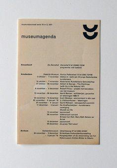 Museumjournaal – Jurriaan Schrofer / 1971
