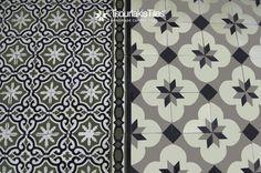 Indoor/outdoor cement wall/floor tiles ODYSSEAS 228 by TsourlakisTiles Wall And Floor Tiles, Tile Patterns, Indoor Outdoor, Cement Tiles, Flooring, Traditional, Architecture, Interior, Handmade