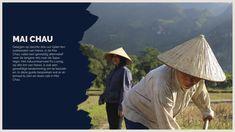 Op drie uur rijden van Hanoi transformeert het landschap van overvolle rijtjeshuizen naar open rijstvelden, karstbergen en schilderachtige op palen gelegen hout- en bamboedorpen. Mai Chau heeft een prachtig landschap met rijstvelden met lokale dorpjes van etnische minderheden. Lees er alles over op www.trravel.nl Hanoi, Travel Guide, Vietnam, Everything, Travel Guide Books