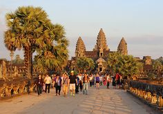 Still A Wonder: Angkor Wat