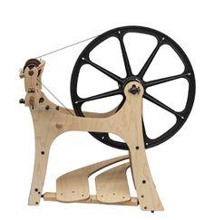 Wiesensalat: Flatiron - das neue Spinnrad von Schacht