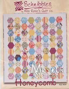 Honeycomb from Missouri Star Quilt Co
