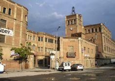 Antigua fábrica de tejidos de Vicente Illa, en el Poblenou, Barcelona