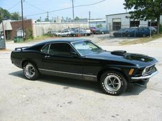 1970 Mach 1 at Prestige Mustang