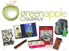 Where can I buy environmentally friendly school supplies?