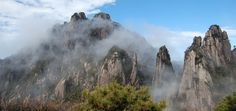 Mount Mogan is a mountain located in Deqing County, Zhejiang Province, China, 60 kilometers from provincial capital Hangzhou and 200 km from Shanghai. It is part of the Moganshan National Park.