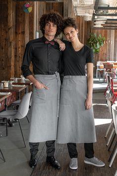 587f45434f24ab COLLECTION 2019/20 – DENIM – bistro apron denim, light grey denim, shirt