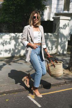 7 Ways to Wear Denim for Summer