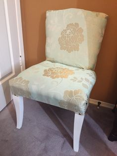 Restored office chair