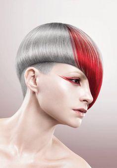 Art coiffure. Vidal
