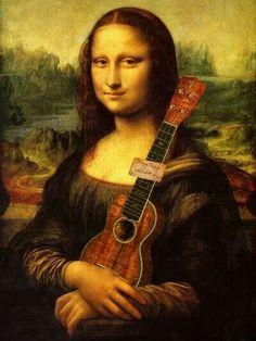 Mona Lisa Uke