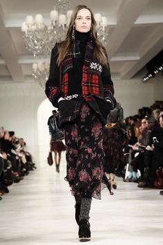 Ralph Lauren Ready To Wear Fall Winter 2014 New York