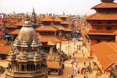 Vale de Kathmandu - nepal