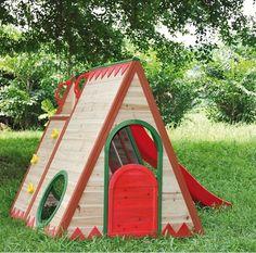 ber ideen zu kinderspielhaus auf pinterest. Black Bedroom Furniture Sets. Home Design Ideas