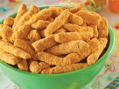 Cheetos from 'Classic Snacks Made from Scratch.' #recipe #snacks Mobiles, Cheese Powder, Cheetos, Snaks, Mini Foods, Serious Eats, Tapas, Food Processor Recipes, Snack Recipes